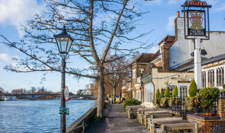 Why we love being in Chiswick